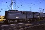Conrail (stenciled) GG1 #4801