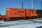 Amtrak GP7 #781