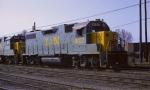 L&N GP38-2 #4107