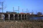 E44s Crossing the Delaware