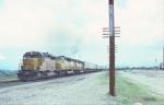 Union Pacific SD40-2 #8071