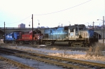 Colorful Conrail Alco Lashup
