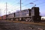 Pair of Conrail (stenciled) E44s