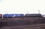Conrail GG1s #4800 & #4850