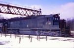 Conrail (stenciled) SD45 #6146