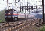 Amtrak E60CH #972
