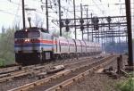 Amtrak E60CH #972