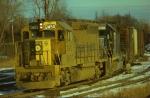"Baltimore & Ohio GP40-2 #GM50 ""Electro-Motive 50 Years of Power"""