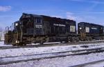 Penn Central SD40 #6275