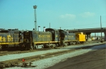 Baltimore & Ohio Chicago Terminal Barr Yard - 1975