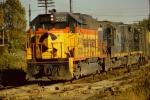 Baltimore & Ohio GP40 #3720