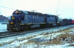 Baltimore & Ohio GP40 #3741