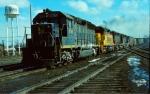 Baltimore & Ohio GP40 #3760