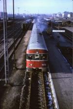 Deutsche Bundesbahn Hauptbahnhof