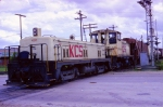 Kansas City Southern Yard Slug #4357