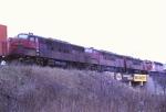 Gulf, Mobile & Ohio F3A #811A