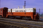 Illinois Central Gulf SW1300B #1302B