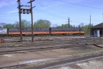 (Early) Amtrak (IC) E9A #4038 & E8B #2100