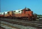 Illinois Central Gulf GP10 #8037