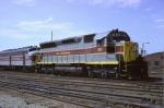 Erie Lackawanna SD45 #3613
