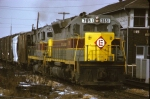 Erie Lackawanna SDP45 #3651