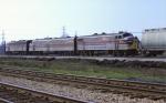 Erie Lackawanna F7A #6351, E8A #814 & F7A #7091