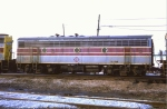 Erie Lackawanna F7B #7093