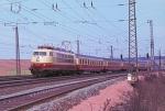 """Deutsche Bundesbahn """"TEE"""" Baureihe 103 #110148-3"""