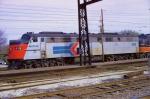 Amtrak E8A #4028