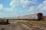 Amtrak at Pullman Junction