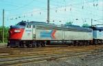 Amtrak E8A #225