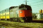 Amtrak E8A #305