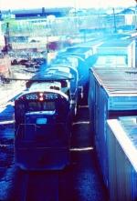 Penn Central U33B #2925 (Three Days Post Conrail)
