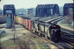 Penn Central GP40 #3073 (Two Days After Conrail)