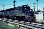 Penn Central SD45 #6124