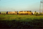 EL SDP45 #3666 & U33C #3312 (Post Conrail)