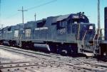 Penn Central GP38-2 #7969