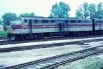 Erie Lackawanna (Post Conrail) E8A #813