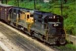 Conrail (Stenciled) GP40 #3101