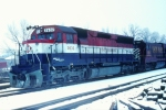 Erie Lackawanna (Post Conrail) Bicentennial SD45 #3632