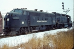 Penn Central (post Conrail) F7A #1773