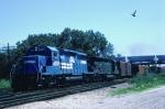 Conrail SD40-2 #6397