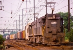 Conrail (stenciled) E44 #4429