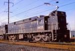 Conrail (stenciled) E44 #4455