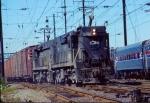 Conrail (stenciled) E44 #4442