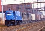 3 Conrail E44s