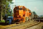 Elgin, Joliet & Eastern SD38-2 #663