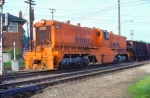 Elgin, Joliet & Eastern EMD Repowered Baldwin Centercab #910