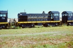 Seaboard Coast Line Alco S4 #75