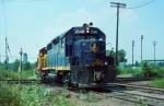 Baltimore & Ohio GP35 #3548